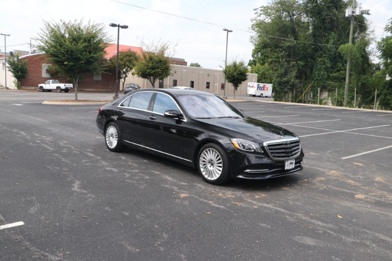 Used Used 2018 Mercedes-Benz S560 4MATIC W/PREMIUM PACKAGE for sale $69,950 at Auto Collection in Murfreesboro TN