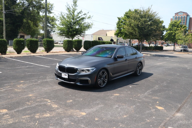 Used 2020 BMW M550i xDrive AWD W/NAV for sale $69,950 at Auto Collection in Murfreesboro TN 37130 2