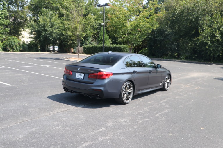 Used 2020 BMW M550i xDrive AWD W/NAV for sale $69,950 at Auto Collection in Murfreesboro TN 37130 3