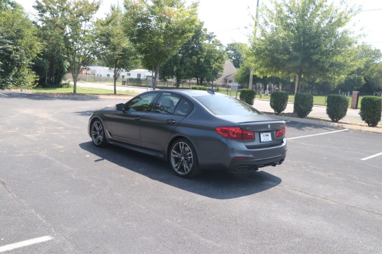 Used 2020 BMW M550i xDrive AWD W/NAV for sale $69,950 at Auto Collection in Murfreesboro TN 37130 4