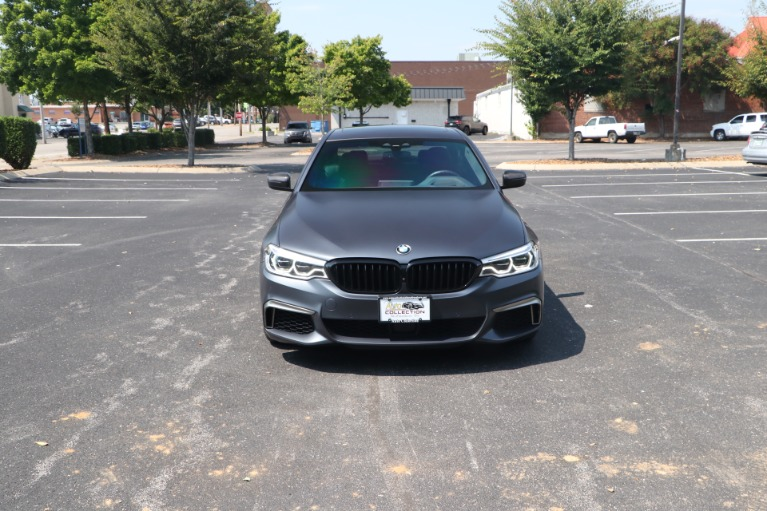 Used 2020 BMW M550i xDrive AWD W/NAV for sale $69,950 at Auto Collection in Murfreesboro TN 37130 5