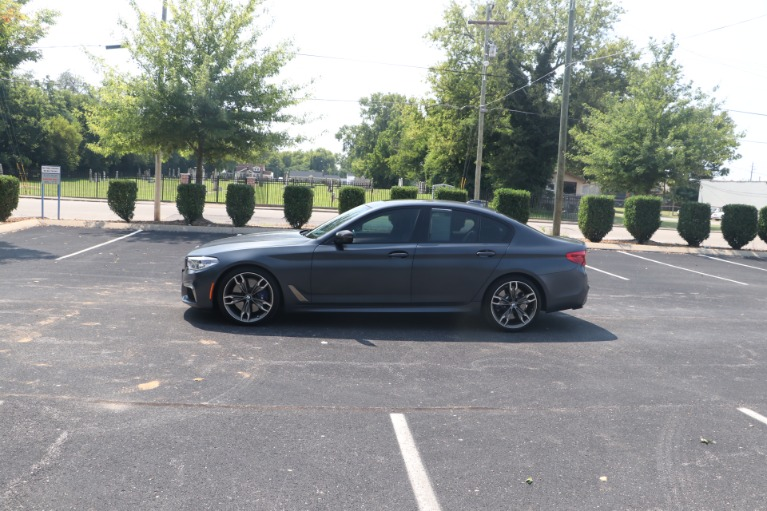 Used 2020 BMW M550i xDrive AWD W/NAV for sale $69,950 at Auto Collection in Murfreesboro TN 37130 7
