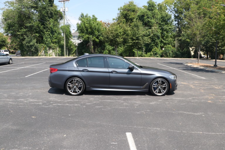 Used 2020 BMW M550i xDrive AWD W/NAV for sale $69,950 at Auto Collection in Murfreesboro TN 37130 8