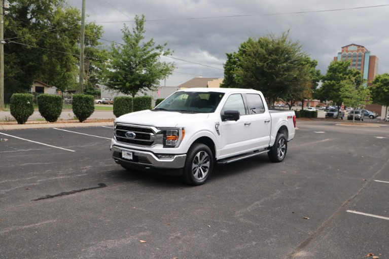 Used 2021 Ford F-150 XLT SUPERCREW 4WD W/NAV for sale $57,950 at Auto Collection in Murfreesboro TN 37130 2