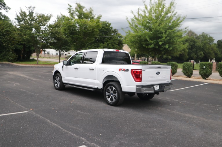 Used 2021 Ford F-150 XLT SUPERCREW 4WD W/FX4 OFF-ROAD PKG for sale $56,950 at Auto Collection in Murfreesboro TN 37130 4
