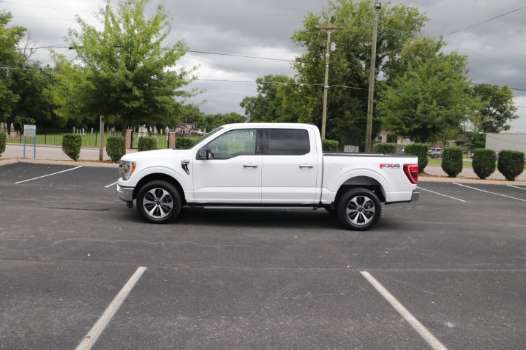 Used 2021 Ford F-150 XLT SUPERCREW 4WD W/NAV for sale $57,950 at Auto Collection in Murfreesboro TN 37130 7