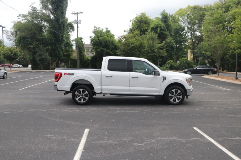 Used 2021 Ford F-150 XLT SUPERCREW 4WD W/NAV for sale $57,950 at Auto Collection in Murfreesboro TN 37130 8