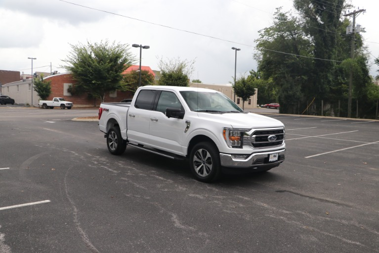 Used Used 2021 Ford F-150 XLT SUPERCREW 4WD W/FX4 OFF-ROAD PKG for sale $56,950 at Auto Collection in Murfreesboro TN