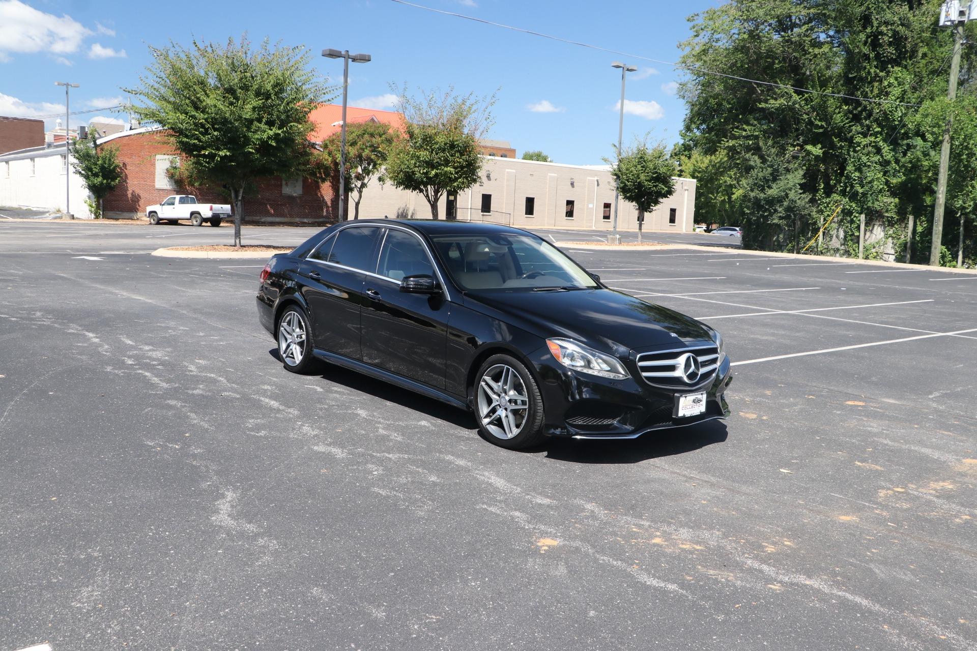 Used 2015 Mercedes-Benz E350 RWD W/PREMIUM PKG for sale $24,950 at Auto Collection in Murfreesboro TN 37130 1