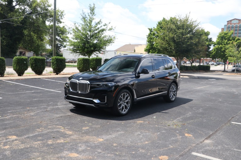 Used 2020 BMW X7 xDrive40i Sports Activity Vehicle for sale $79,950 at Auto Collection in Murfreesboro TN 37130 2