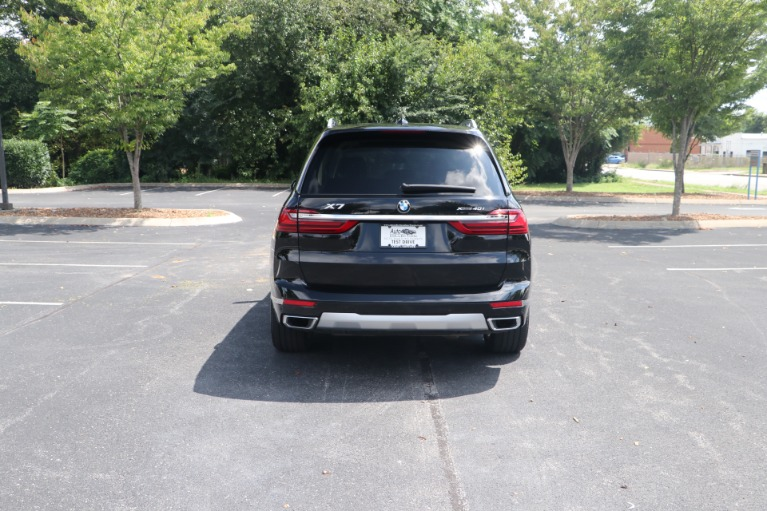 Used 2020 BMW X7 xDrive40i Sports Activity Vehicle for sale $79,950 at Auto Collection in Murfreesboro TN 37130 6