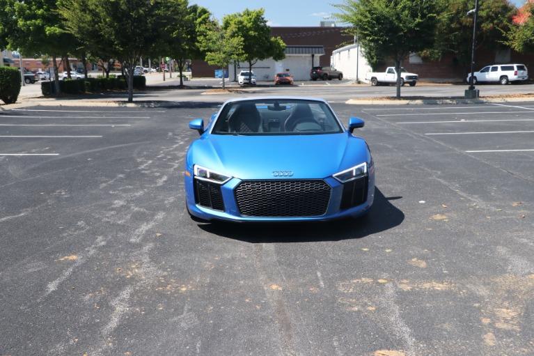 Used 2018 Audi R8 5.2 quattro V10 Spyder S tronic for sale $162,950 at Auto Collection in Murfreesboro TN 37130 5