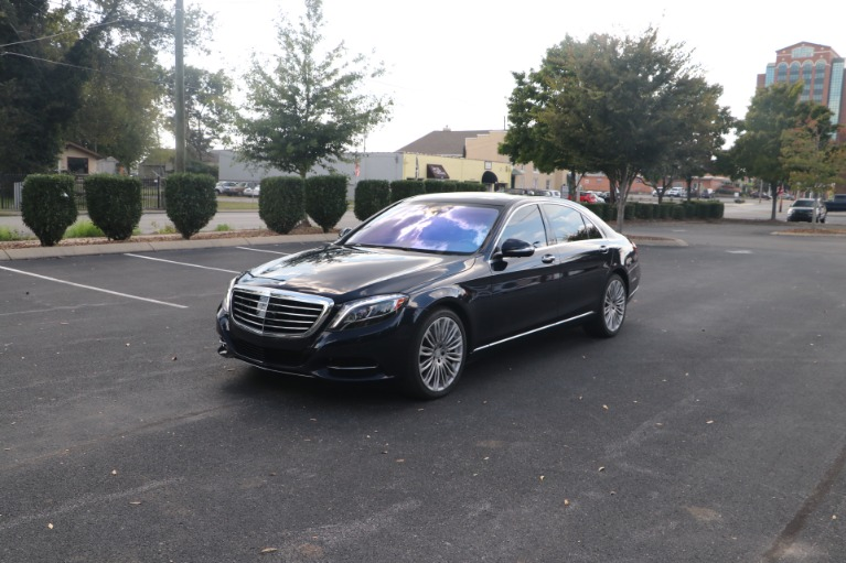 Used 2015 Mercedes-Benz S550 RWD W/PREMIUM 1 PACKAGE for sale $48,950 at Auto Collection in Murfreesboro TN 37130 2