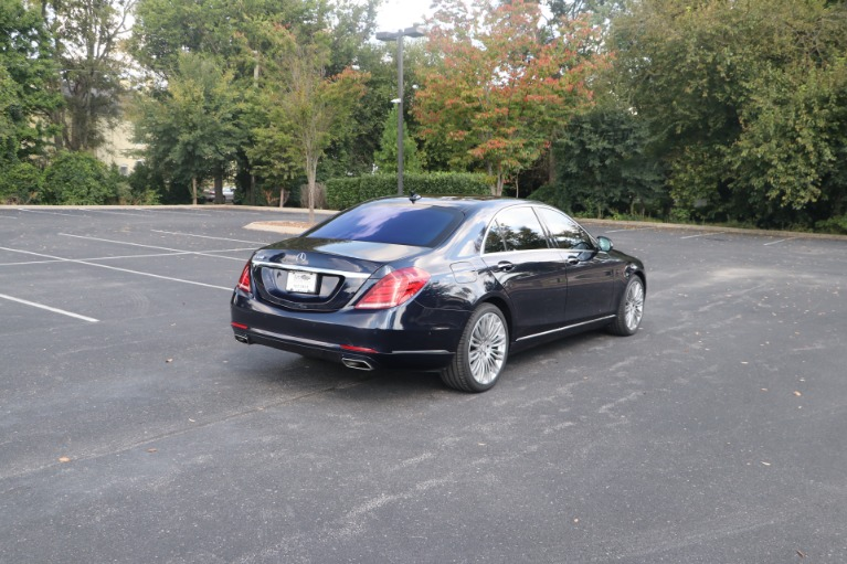 Used 2015 Mercedes-Benz S550 RWD W/PREMIUM 1 PACKAGE for sale $48,950 at Auto Collection in Murfreesboro TN 37130 3