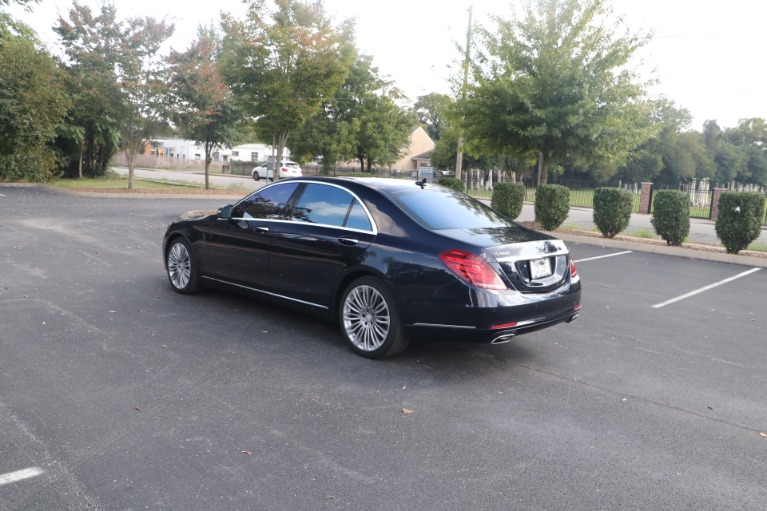 Used 2015 Mercedes-Benz S550 RWD W/PREMIUM 1 PACKAGE for sale $48,950 at Auto Collection in Murfreesboro TN 37130 4