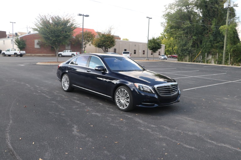 Used 2015 Mercedes-Benz S550 RWD W/PREMIUM 1 PACKAGE for sale $48,950 at Auto Collection in Murfreesboro TN 37130 1
