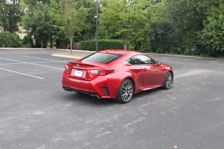 Used 2016 Lexus RC 350 COUPE F SPORT RWD W/NAV for sale $39,950 at Auto Collection in Murfreesboro TN 37130 3
