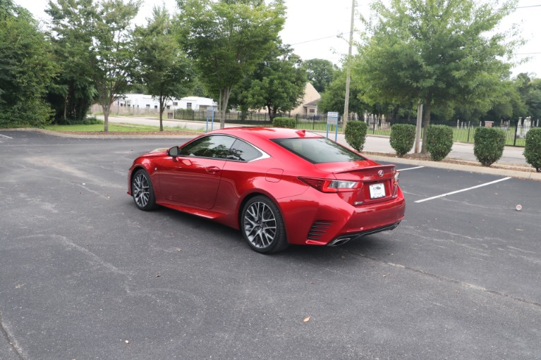 Used 2016 Lexus RC 350 COUPE F SPORT RWD W/NAV for sale $39,950 at Auto Collection in Murfreesboro TN 37130 4