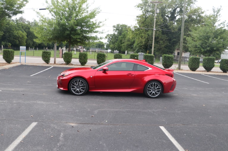 Used 2016 Lexus RC 350 COUPE F SPORT RWD W/NAV for sale $39,950 at Auto Collection in Murfreesboro TN 37130 7