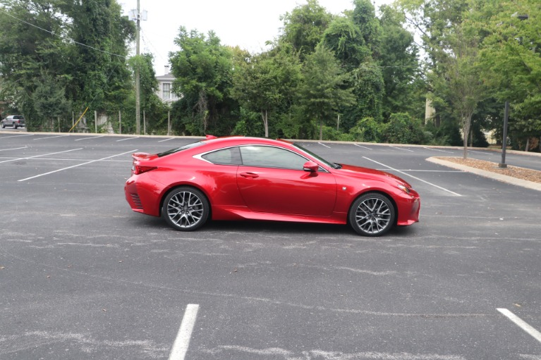 Used 2016 Lexus RC 350 COUPE F SPORT RWD W/NAV for sale $39,950 at Auto Collection in Murfreesboro TN 37130 8