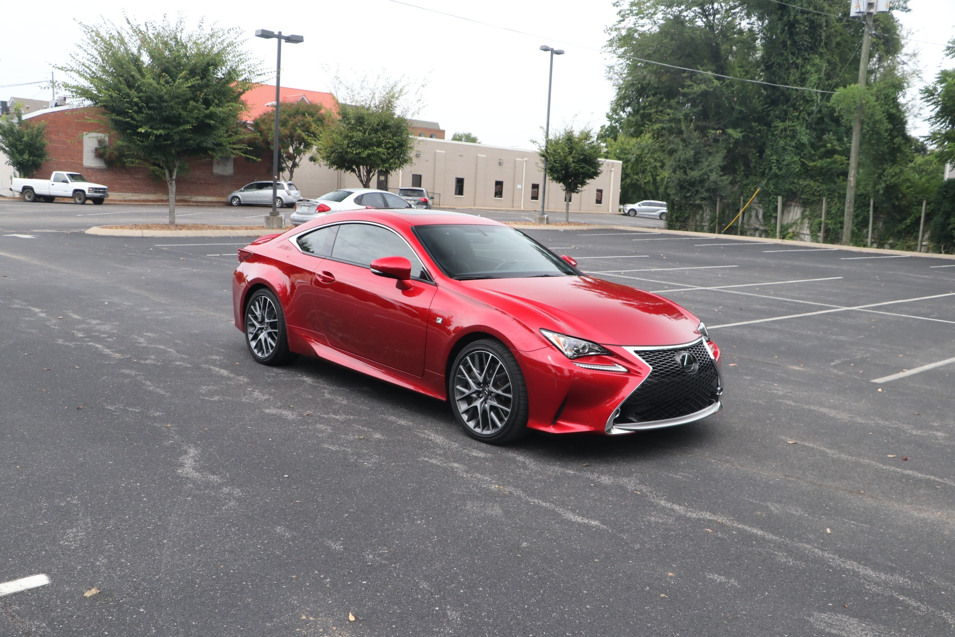 Used 2016 Lexus RC 350 COUPE F SPORT RWD W/NAV for sale $39,950 at Auto Collection in Murfreesboro TN 37130 1