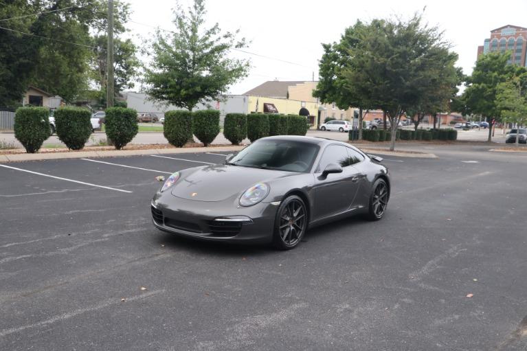 Used 2014 Porsche 911 CARRERA SPORT CHRONO W/NAV for sale $69,950 at Auto Collection in Murfreesboro TN 37130 2