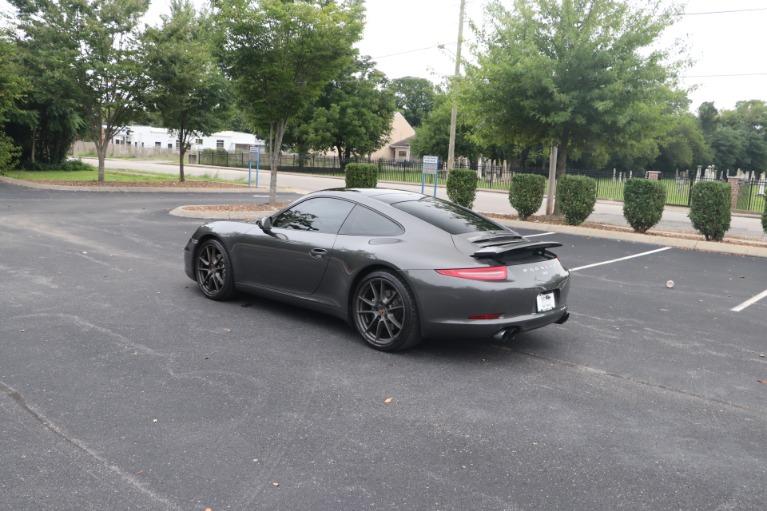 Used 2014 Porsche 911 CARRERA SPORT CHRONO W/NAV for sale $69,950 at Auto Collection in Murfreesboro TN 37130 4