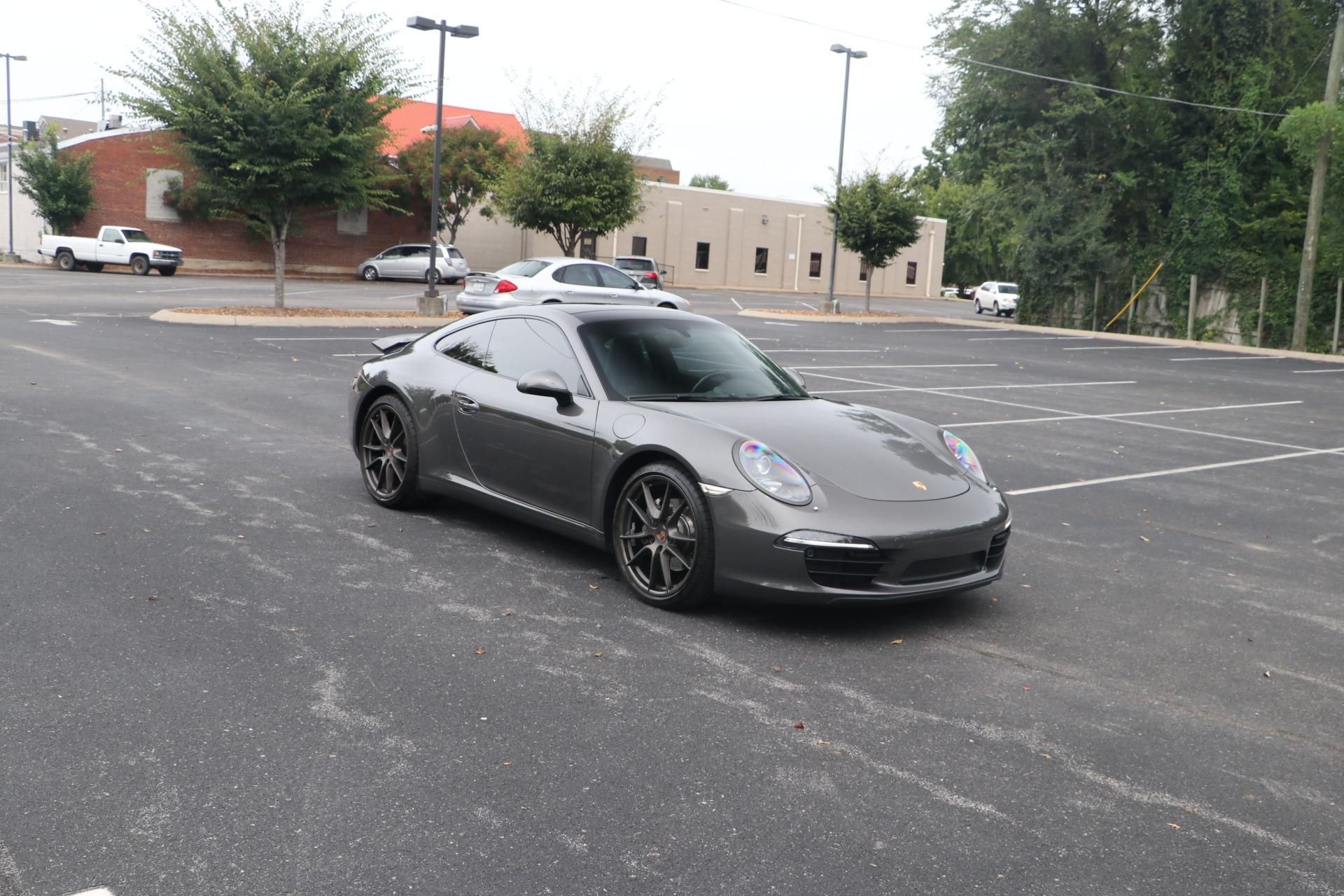 Used 2014 Porsche 911 CARRERA SPORT CHRONO W/NAV for sale $69,950 at Auto Collection in Murfreesboro TN 37130 1