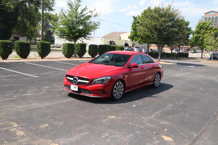 Used 2018 Mercedes-Benz CLA 250 COUPE BLIND SPOT ASSIST PKG W/NAV for sale $28,500 at Auto Collection in Murfreesboro TN 37130 2