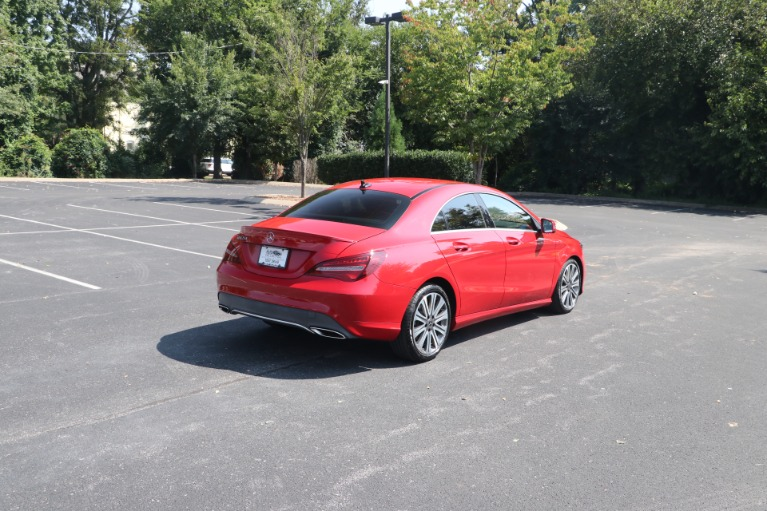 Used 2018 Mercedes-Benz CLA 250 COUPE BLIND SPOT ASSIST PKG W/NAV for sale $28,500 at Auto Collection in Murfreesboro TN 37130 3