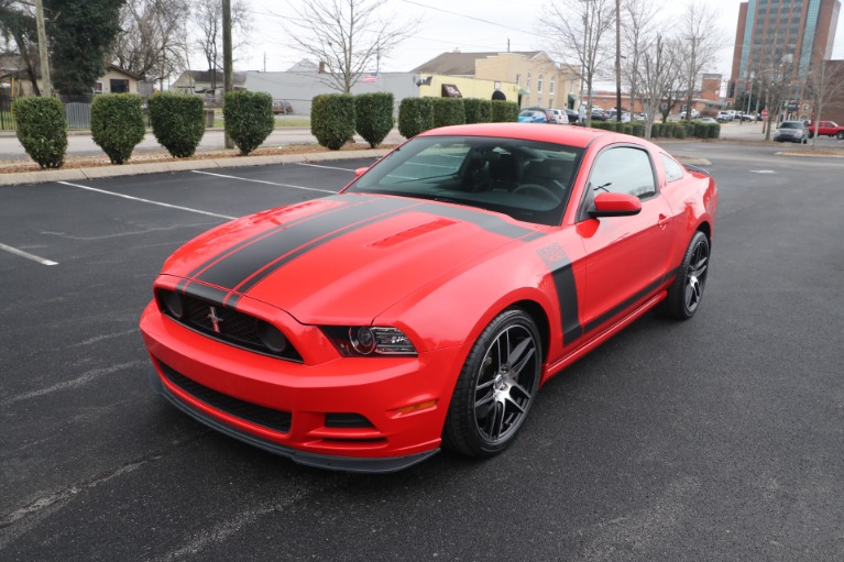 Used 2013 Ford Mustang Boss 302 Coupe RWD for sale $44,950 at Auto Collection in Murfreesboro TN 37130 2
