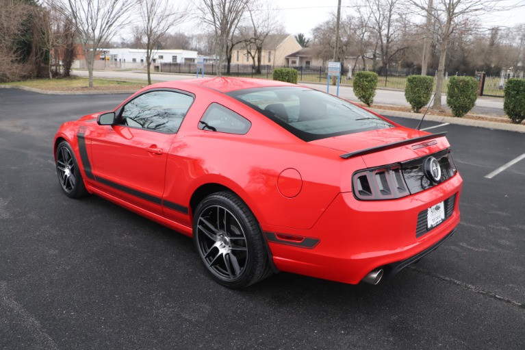 Used 2013 Ford Mustang Boss 302 Coupe RWD for sale $44,950 at Auto Collection in Murfreesboro TN 37130 4