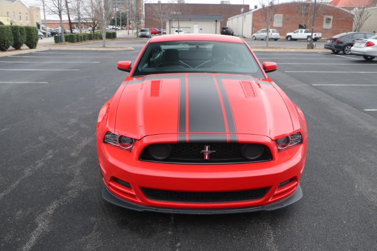 Used 2013 Ford Mustang Boss 302 Coupe RWD for sale $44,950 at Auto Collection in Murfreesboro TN 37130 5