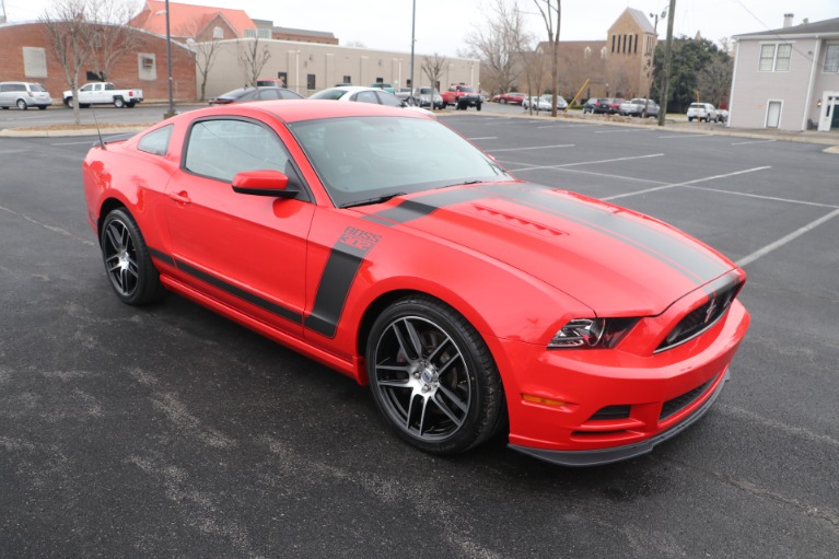 Used 2013 Ford Mustang Boss 302 Coupe RWD for sale $44,950 at Auto Collection in Murfreesboro TN 37130 1