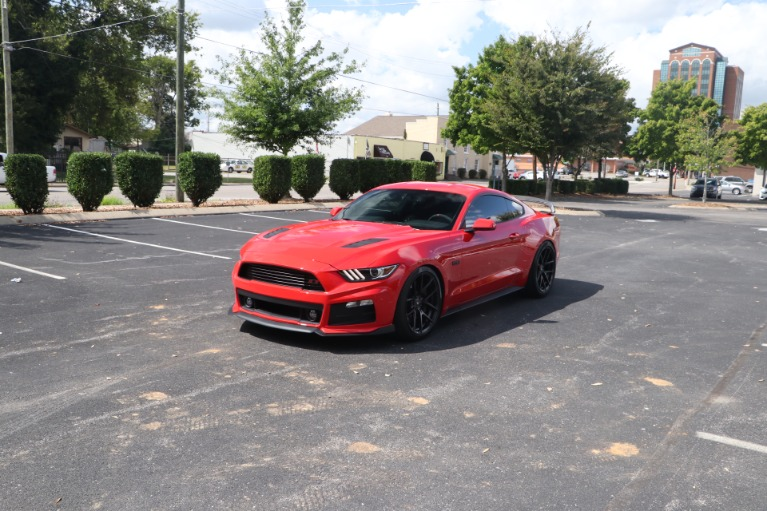 Used 2015 Ford Mustang GT COUPE W/GT PERFORMANCE PKG for sale $37,950 at Auto Collection in Murfreesboro TN 37130 2