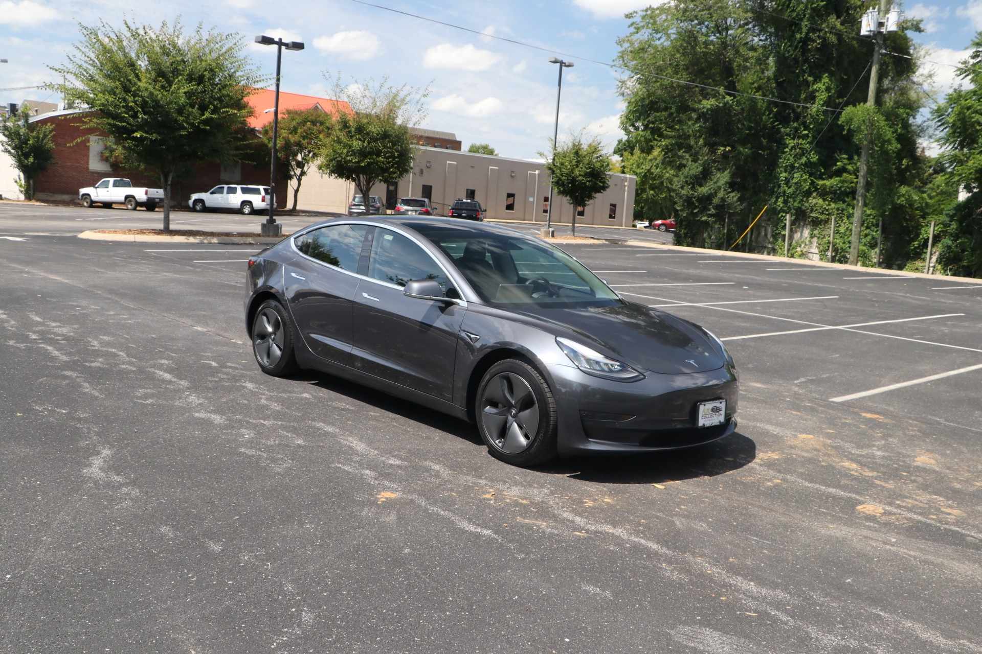 Used 2019 Tesla Model 3 Long Range AWD for sale $49,950 at Auto Collection in Murfreesboro TN 37130 1