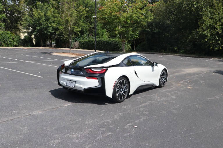 Used 2015 BMW i8 2DR COUPE AWD W/GIGA WORLD PACKAGE for sale $73,950 at Auto Collection in Murfreesboro TN 37130 3