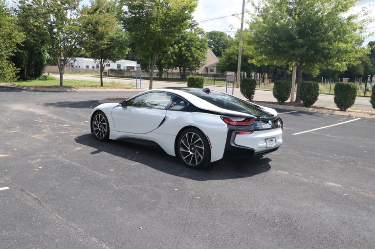 Used 2015 BMW i8 2DR COUPE AWD W/GIGA WORLD PACKAGE for sale $73,950 at Auto Collection in Murfreesboro TN 37130 4