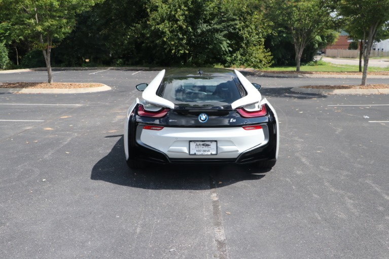 Used 2015 BMW i8 2DR COUPE AWD W/GIGA WORLD PACKAGE for sale $73,950 at Auto Collection in Murfreesboro TN 37130 6
