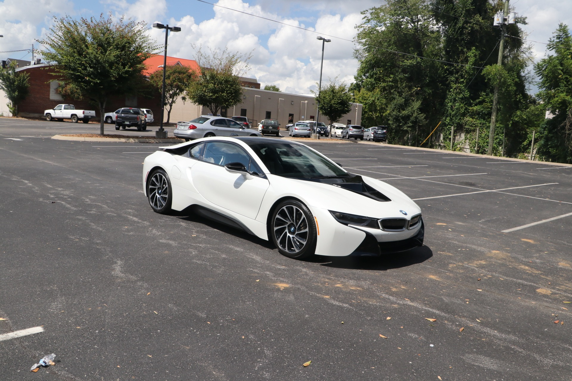 Used 2015 BMW i8 2DR COUPE AWD W/GIGA WORLD PACKAGE for sale $73,950 at Auto Collection in Murfreesboro TN 37130 1