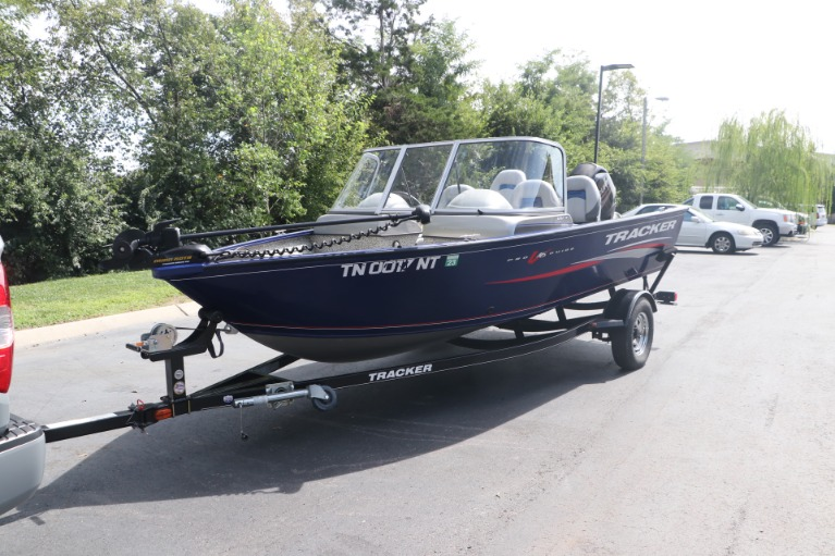Used 2015 TRACKER DEEP V PGV16 for sale $20,950 at Auto Collection in Murfreesboro TN 37130 2