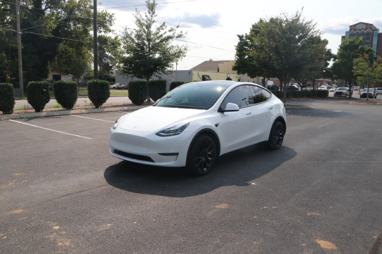 Used 2020 Tesla Model Y STANDARD RANGE AWD W/AUTOPILOT for sale $62,950 at Auto Collection in Murfreesboro TN 37130 2