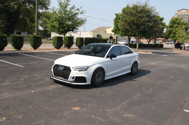 Used 2019 Audi RS 3 2.5T quattro W/Technology Package for sale $57,950 at Auto Collection in Murfreesboro TN 37130 2