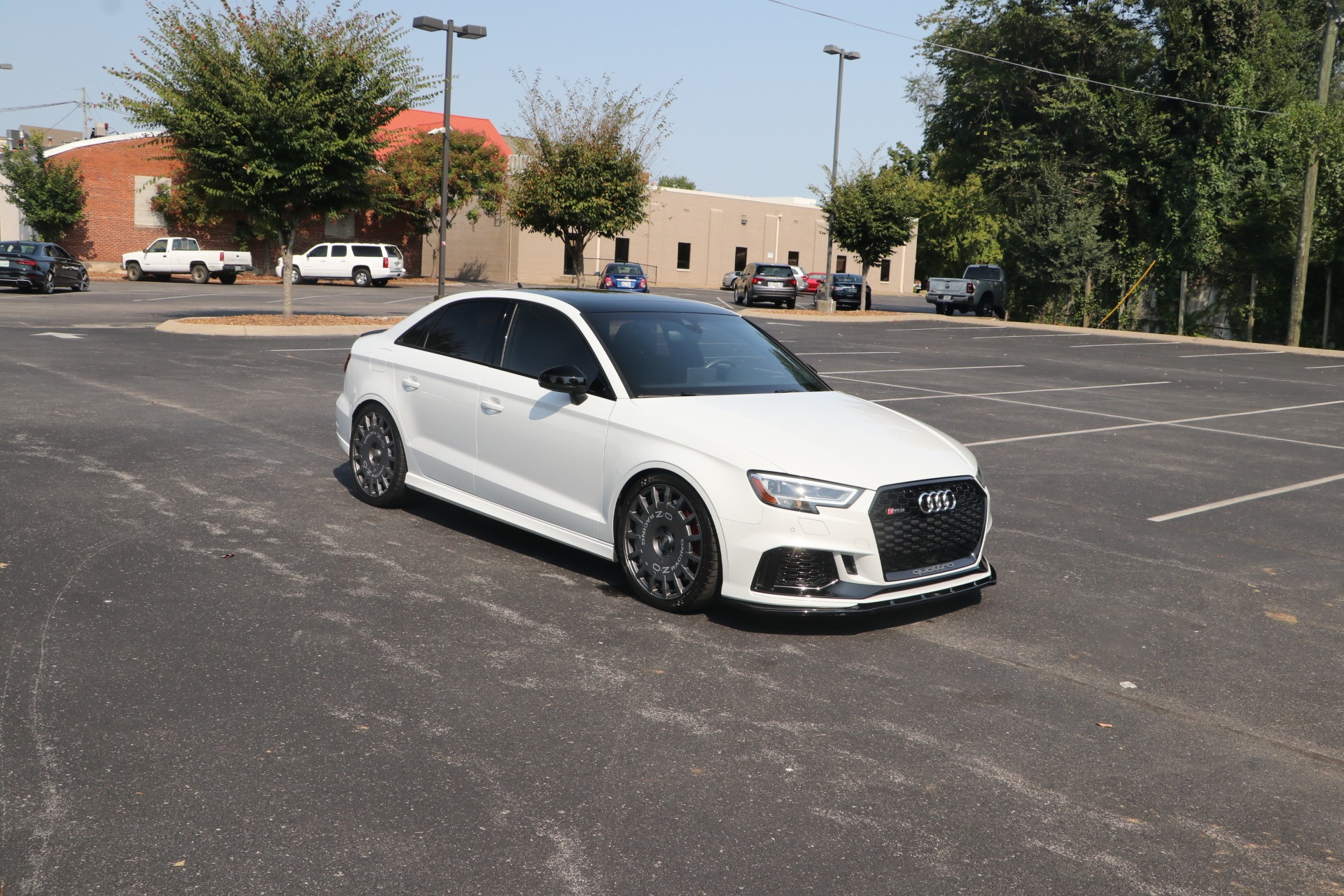 Used 2019 Audi RS 3 2.5T quattro W/Technology Package for sale $57,950 at Auto Collection in Murfreesboro TN 37130 1
