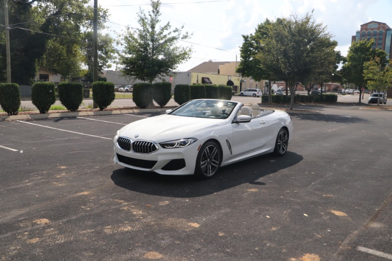 Used 2020 BMW 840i xDrive M SPORT Convertible for sale $94,950 at Auto Collection in Murfreesboro TN 37130 2