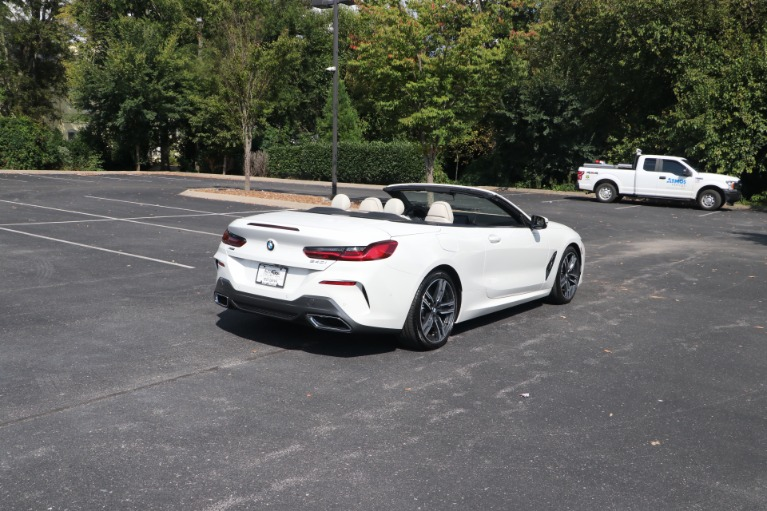 Used 2020 BMW 840i xDrive M SPORT Convertible for sale $94,950 at Auto Collection in Murfreesboro TN 37130 3
