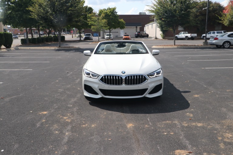 Used 2020 BMW 840i xDrive M SPORT Convertible for sale $94,950 at Auto Collection in Murfreesboro TN 37130 5