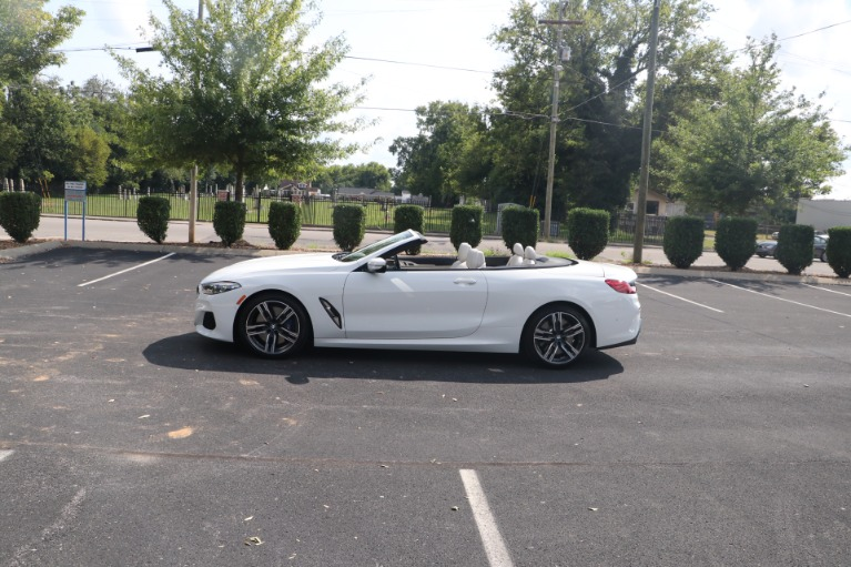 Used 2020 BMW 840i xDrive M SPORT Convertible for sale $94,950 at Auto Collection in Murfreesboro TN 37130 7