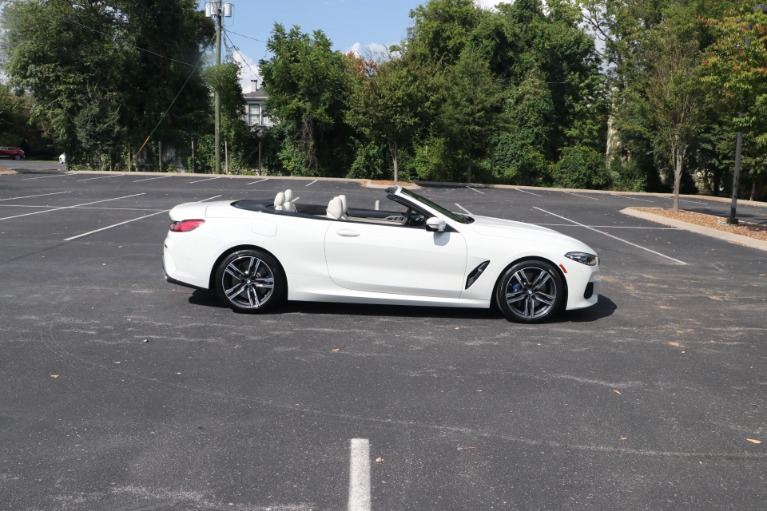Used 2020 BMW 840i xDrive M SPORT Convertible for sale $94,950 at Auto Collection in Murfreesboro TN 37130 8