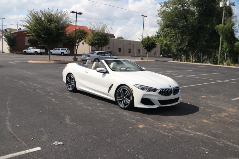 Used 2020 BMW 840i xDrive M SPORT Convertible for sale $94,950 at Auto Collection in Murfreesboro TN 37130 1